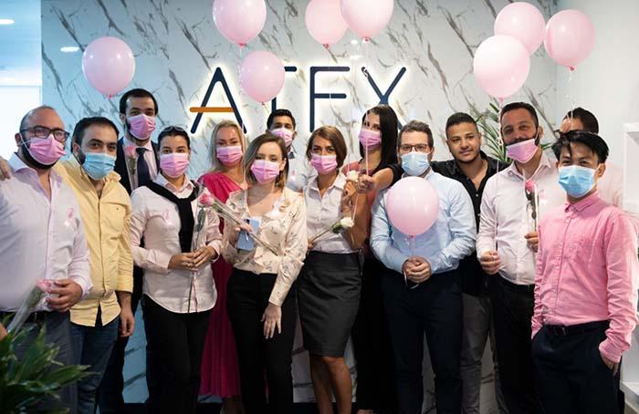 凝聚爱心,奉献大爱 | ATFX纪念乳腺癌宣传月